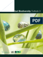 United Nations - Global Biodiversity Outlook 3 (2010)