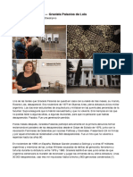 Entrevista - ExESMA (Argentina)- Valle de los Caídos (España)