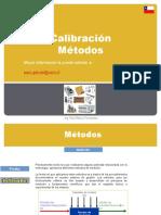00 Metodos de-Calibración by PGF v1