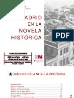 Madrid en la novela histórica