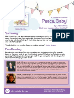 Peace Baby Teacher Guide