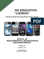 MANUAL DE MANTENIMIENTO Y REPARACION DE CELULARES PARTE 2