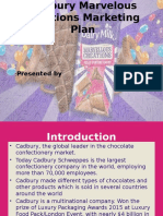 Cadbury Marvelous Creations Marketing Plan.pptx