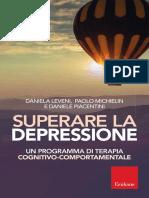 Superare  depressione