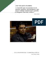 HUGO VELAZCO FLORES