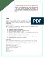 4.4 Las Características De Los Protocolos De Comunicación En La Organización