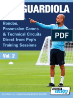 Pep Guardiola - 85 Passing- Rondos- Posession and Circuits Vol.2.pdf