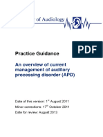 BSA (2011) An overview of current management of auditory processing disorder (APD).pdf