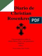 El Diario de Christian Rosenkreutz - Andrés Niño