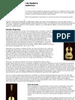 Antologia musica Madeira