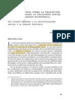 Salvia, Agustin (2007). Sombras de una marginalidad fragmentada. Aproximaciones a la metamorfosis de los sectores (..)-26-66