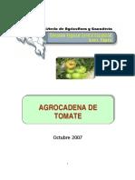 libro caracteristicas del tomate - 2007