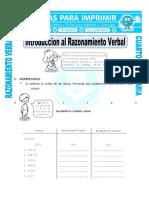Ficha-Introduccion-al-Razonamiento-Verbal-para-Cuarto-de-Primaria