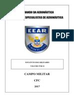 CURSO FORMAÇÃO CABOS FAB Lei