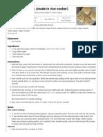 Vegan recipes Japan Vegan Bread Rolls (made in rice cooker) - Vegan recipes Japan.pdf