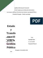 Estado y Transformación de la Gestión Pública 2.docx
