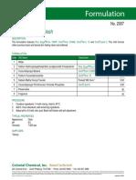 2007 Clearly Mild Body Wash (1200P, COAB, 1C, Lipid C)