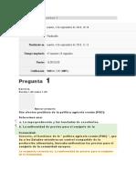 Evaluación unidad 1 Economía Europea