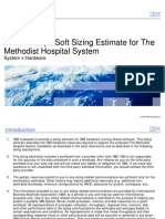 Oracle People Soft Sizing Estimate for TMHS
