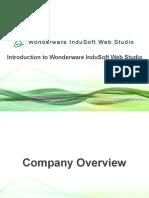 Introduction to Wonderware InduSoft Web Studio