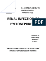 Renal Infection