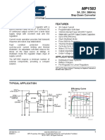 datasheet MP15830N