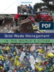 Solid Waste Management in the World's Cities