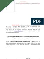 MODELO DE RESTABELECIMENTO E CONVERSÃO - aluno