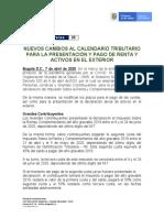 026_Nuevos_cambios_al_calendario_tributario_para_la_presentacion_y_pago_de_renta_y_activos_en_el_exterior