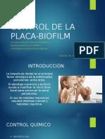 CONTROL DE LA PLACA-BIOFILM.pptx
