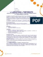 l-carnitina-l-tartarato