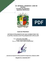 ANTENA INTELIGENTE DE HAZ CONMUTADO DE CUATRO HACES CON POLARIZACION CIRCULAR (1)