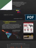 CRIMINALIDAD VENEZUELA