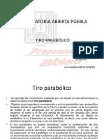 TIRO-PARABOLICO