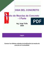 7. Diseño de Mezcla Parte I_2020