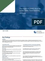 Coronavirus2020 Impacts April15