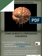 Procesos-cognitivos y lenguaje