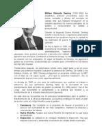 Biografia de Edward Deming
