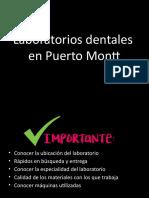 Laboratorios dentales