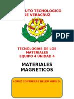 Propiedades Magnéticas de los Sólidos
