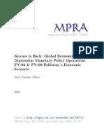 MPRA Paper 23570