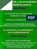 Normalidad Pst Adolescent