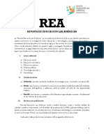 NORMAS PARA AUTORES - REA REVISTA EDUCACIÓN LAS AMÉRICAS VF