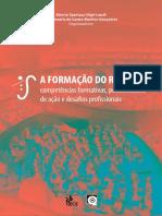 A FORMAÇÃO DO REGENTE. Marcio Landi e Inez Gonçalves - Organizadores