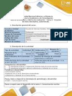 Guía de actividades y rúbrica de evaluación - Tarea 2 - Creación de texto descriptivo, autorretrato (2).pdf