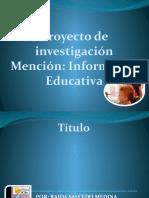 PROYECTODEINVESTIGACION(diapositiva)