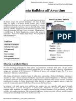 Basilica di Santa Balbina all'Aventino - Wikipedia.pdf