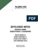 2004_Jiménez_Rocío_et.al._Develando_mitos_subjetividad_ciudadanía
