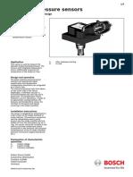 Sensor MAP 0281002573