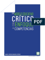 MODELO EDUCATIVO CRÍTICO CON ENFOQUE POR COMPETENCIAS